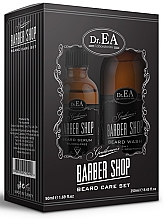Parfumuri și produse cosmetice Set - Dr.EA Barber Shop Beard Care Set (serum/50ml + shm/250ml)