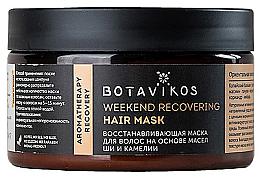 Parfumuri și produse cosmetice Mască de păr - Botavikos Recovery Hair Cream-Mask