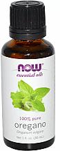 Parfumuri și produse cosmetice Ulei esențial de oregano - Now Foods Essential Oils 100% Pure Oregano