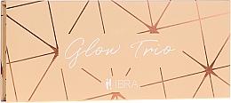 Parfumuri și produse cosmetice Paletă iluminatoare - Ibra Glow Trio