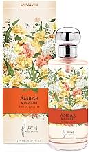Parfumuri și produse cosmetice Saphir Parfums Flowers de Saphir Ambar & Muguet - Apă de parfum