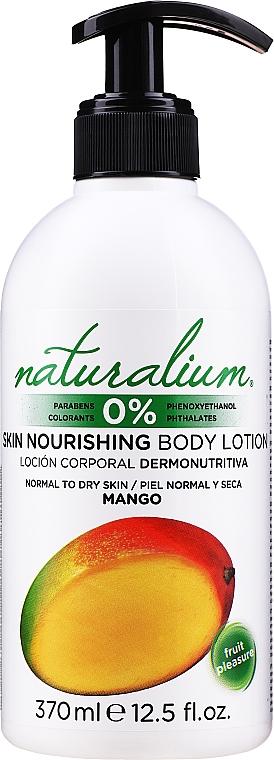 """Loțiune de corp nutritivă """"Mango"""" - Naturalium Body Lotion Mango"""