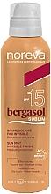 Parfumuri și produse cosmetice Mist cu protecție solară pentru corp - Noreva Bergasol Sublim Sun Mist SPF15