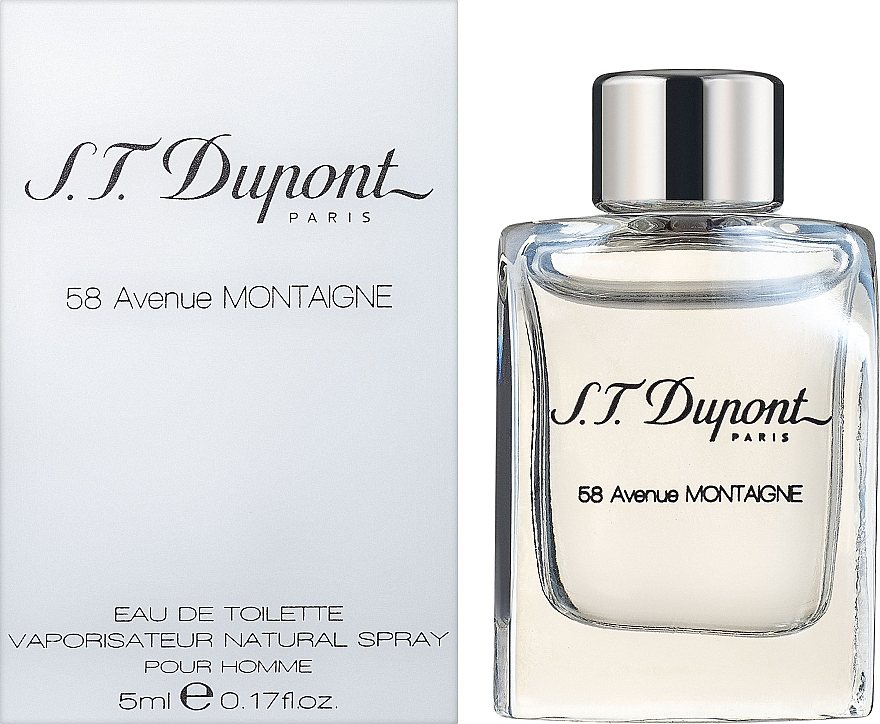 Dupont 58 Avenue Montaigne - Apă de toaletă (mini)