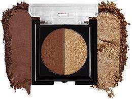 Parfumuri și produse cosmetice Farduri de ochi - Milani Eyeshadow Duo