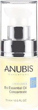 Concentrat cu uleiuri esențiale pentru față - Anubis Excellence Bio Essential Oil Concentrate — Imagine N2