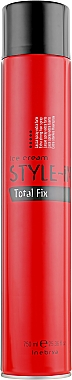 Lac de păr, fixare extra puternică - Inebrya Style-In Power Total Fix — Imagine N1