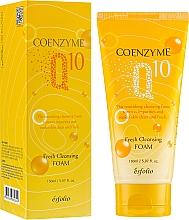 Parfumuri și produse cosmetice Spumă de curățare cu Coenzyme Q10 - Esfolio Coenzyme Q10 Fresh Cleansing Foam