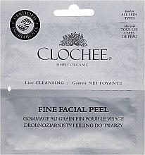 Parfumuri și produse cosmetice Scrub facial (plic) - Clochee Cleansing Fine Facial Peel