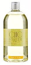 Parfumuri și produse cosmetice Rezervă pentru difuzor de aromă - Chic Parfum Refill Muschio Agrumi di Sicilia