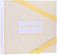 Parfumuri și produse cosmetice Boucheron Quatre Boucheron Pour Femme - Set (edp/100ml + b/lot/100ml+ sh/gel/100ml)