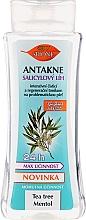 Parfumuri și produse cosmetice Alcool salicilic pentru față - Bione Cosmetics Antakne Salicylic Spirit Tea Tree and Menthol
