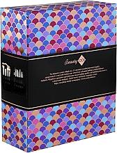 Parfumuri și produse cosmetice Set pensule de machiaj, 12 bucăți - Inter-Vion Beauty Look
