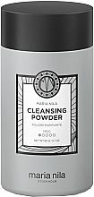 Parfumuri și produse cosmetice Pudră pentru păr - Maria Nila Cleansing Powder