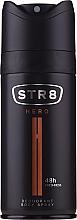 Parfumuri și produse cosmetice STR8 Hero - Deodorant spray
