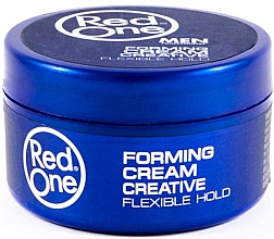 Parfumuri și produse cosmetice Cremă de păr pentru bărbați - Red One Professional Men Forming Cream Creative Flexible Hol