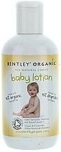 Parfumuri și produse cosmetice Loțiune de corp pentru copii - Bentley Organic Baby Lotion