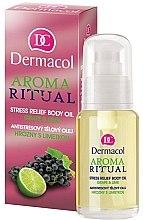 Parfumuri și produse cosmetice Ulei de corp antistres și relaxant - Dermacol Body Aroma Ritual Stress Relief Body Oil