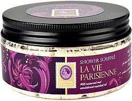 Parfumuri și produse cosmetice Суфле для душа - Pauline Viardot La Vie Parisienne Shower Souffle