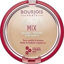Parfumuri și produse cosmetice Компактна пудрая - Bourjois Healthy Mix Powder
