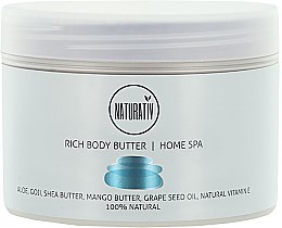 Parfumuri și produse cosmetice Ulei de corp - Naturativ Rich Body Butter Home Spa