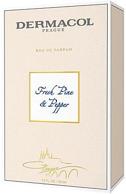 Dermacol Fresh Pine & Pepper - Apă de parfum