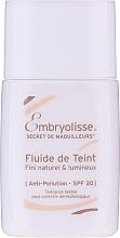 Parfumuri și produse cosmetice Fluid pentru față - Embryolisse Secret De Maquilleurs Liquid Foundation Spf 20