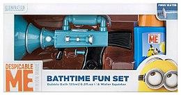 Parfumuri și produse cosmetice Set - Corsair Despicable Me (bath/f/125ml + toy)