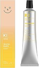 "Parfumuri și produse cosmetice Pastă de dinți ""Energy"" - You & Oil KI Toothpaste Energy"