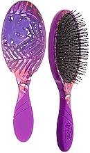 Parfumuri și produse cosmetice Perie de păr - Wet Brush Pro Detangler Neon Summer Tropics Purple