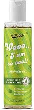 Parfumuri și produse cosmetice Gel de duș - Wooden Spoon I Am So Cool Shower Gel