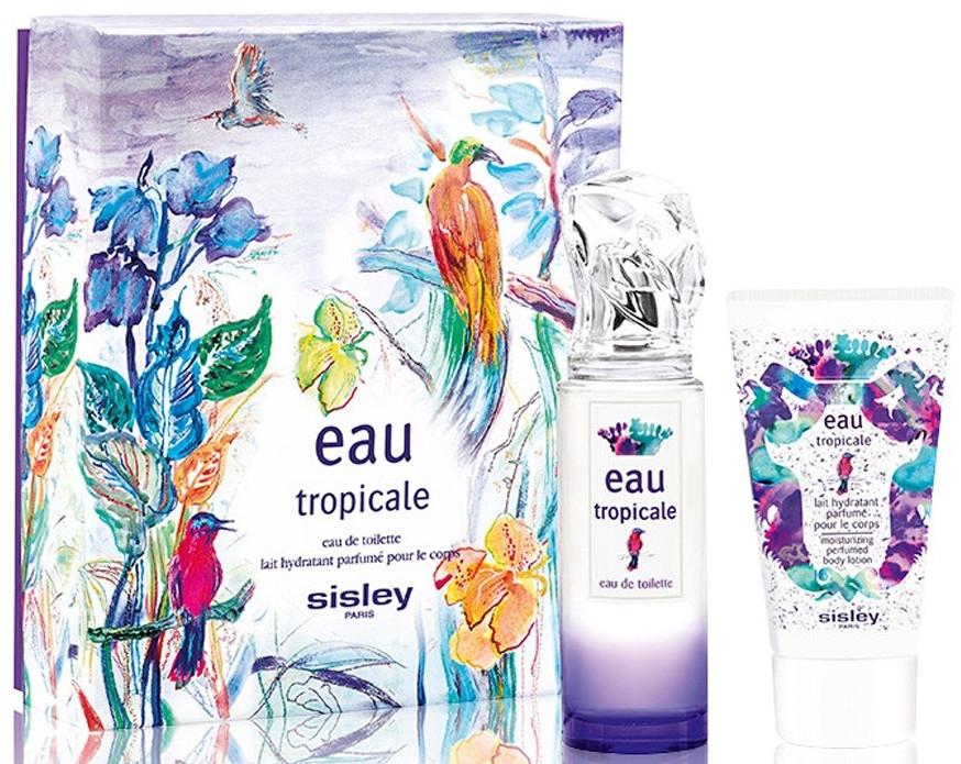 Sisley Eau Tropicale - Set (edt/50ml + b/l/50ml) — Imagine N1
