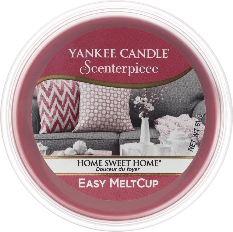 Ceară aromatică - Yankee Candle Home Sweet Home Scenterpiece Melt Cup — Imagine N1