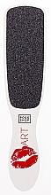 Parfumuri și produse cosmetice Răzătoare pentru picioare - Podoshop Art Lips Foot File