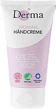 Parfumuri și produse cosmetice Cremă pentru mâini - Derma Eco Woman Hand Cream