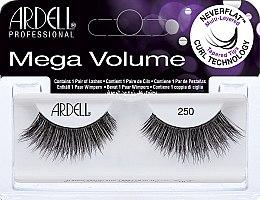 Parfumuri și produse cosmetice Extensii gene - Ardell Mega Volume 250 Black
