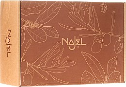 Parfumuri și produse cosmetice Set - Najel Cocooning Gift Pack (clay/90g+ butter/150g+oil/80ml+water/200ml)
