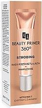 Parfumuri și produse cosmetice Bază iluminatoare pentru machiaj - AA Cosmetics Strobing Beauty Primer 360