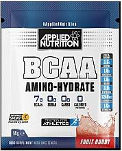 """Parfumuri și produse cosmetice Nutriție sportivă """"Fruit Blast"""" - Applied Nutrition BCAA Amino-Hydrate Fruit Burst (саше)"""
