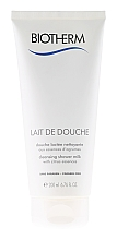Духи, Парфюмерия, косметика Очищающее молочко для душа - Biotherm Lait De Douche Cleansing Shower Milk
