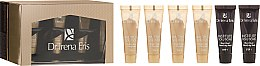 Parfumuri și produse cosmetice Set pentru față - Black Mud Detoxifying Mask & Golden Algae Lifting Mask