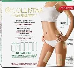 Parfumuri și produse cosmetice Patch-uri pentru corp - Collistar Speciale Corpo Perfetto Patch-Treatment Reshaping Firming Critical Areas