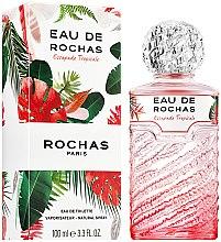 Parfumuri și produse cosmetice Rochas Escapade Tropicale - Apă de toaletă