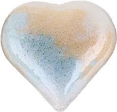 Bombă efervescentă pentru baie - Hristina Cosmetics Naturally For Yuo Due Bath Heart For Man — Imagine N1