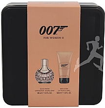 Parfumuri și produse cosmetice James Bond 007 for Women II Set - Set (edp/30ml + b/lot/50ml)