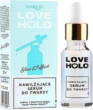 Parfumuri și produse cosmetice Ser facial - Marion Love Holo Moisturizing Face Serum