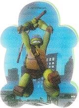 """Parfumuri și produse cosmetice Burete de baie pentru copii """"Turtle Ninja"""" Leonardo 1 - Suavipiel Turtles Bath Sponge"""