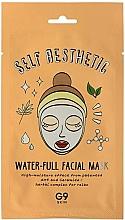 Parfumuri și produse cosmetice Mască de țesut pentru față - G9 Self Aesthetic Waterful Facial Mask