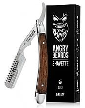 Parfumuri și produse cosmetice Brici - Angry Beards Shavetta Zizka