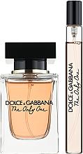 Dolce & Gabbana The Only One - Set (edp/50ml + edp/10ml) — Imagine N2
